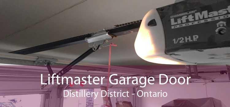 Liftmaster Garage Door Distillery District - Ontario