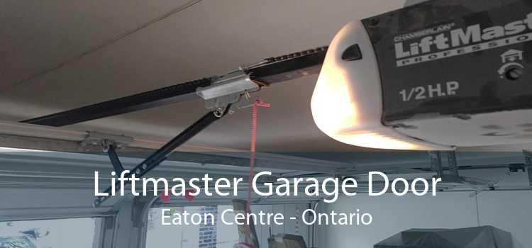 Liftmaster Garage Door Eaton Centre - Ontario
