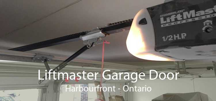 Liftmaster Garage Door Harbourfront - Ontario