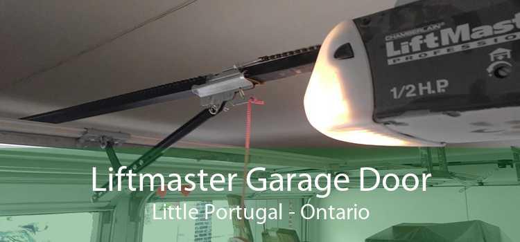 Liftmaster Garage Door Little Portugal - Ontario