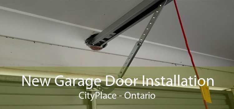 New Garage Door Installation CityPlace - Ontario