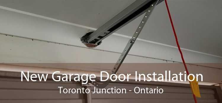 New Garage Door Installation Toronto Junction - Ontario