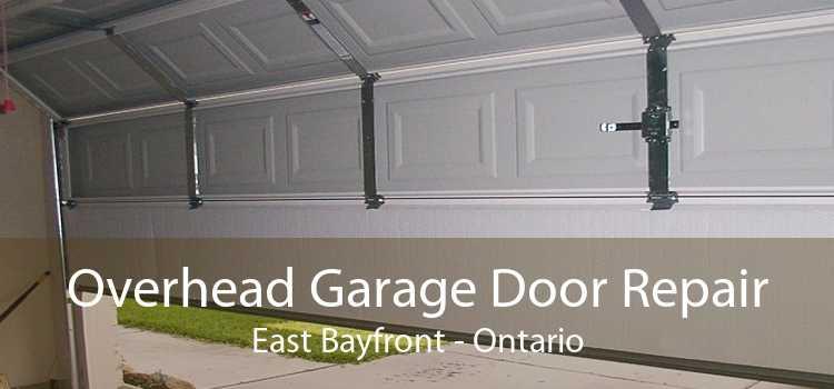 Overhead Garage Door Repair East Bayfront - Ontario
