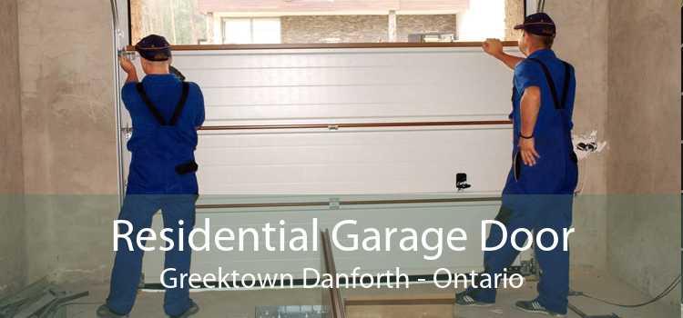 Residential Garage Door Greektown Danforth - Ontario
