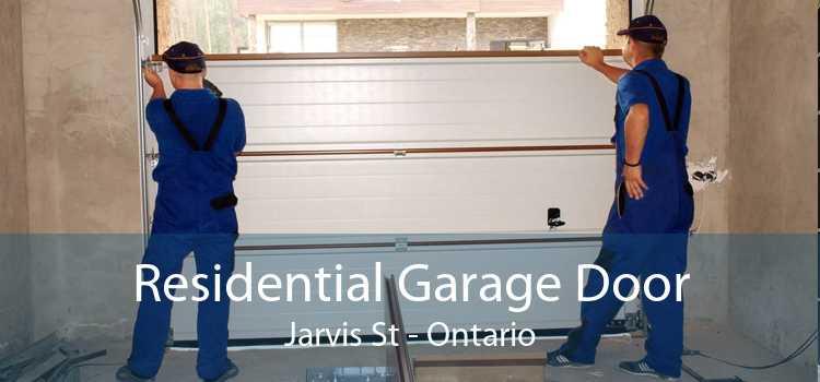 Residential Garage Door Jarvis St - Ontario