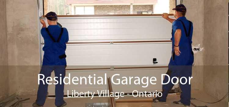 Residential Garage Door Liberty Village - Ontario