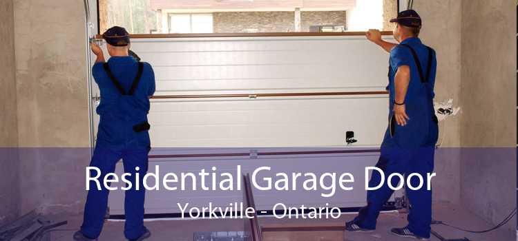Residential Garage Door Yorkville - Ontario