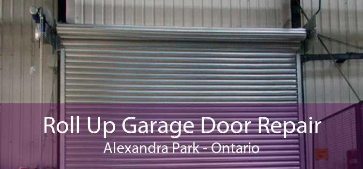 Roll Up Garage Door Repair Alexandra Park - Ontario