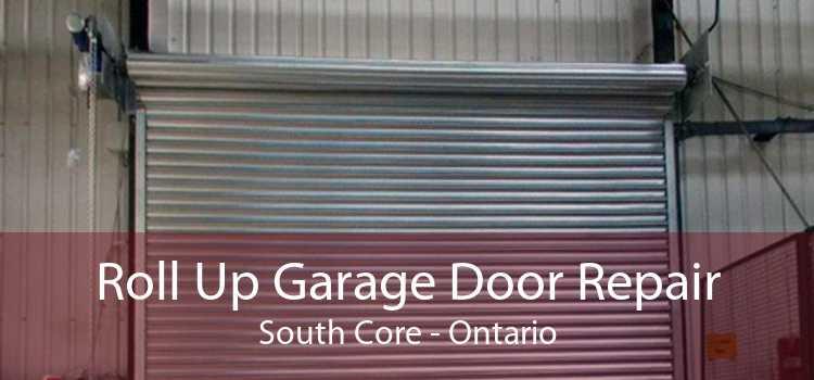 Roll Up Garage Door Repair South Core - Ontario