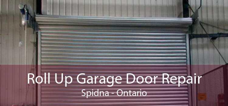 Roll Up Garage Door Repair Spidna - Ontario