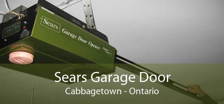 Sears Garage Door Cabbagetown - Ontario