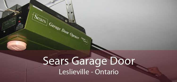 Sears Garage Door Leslieville - Ontario