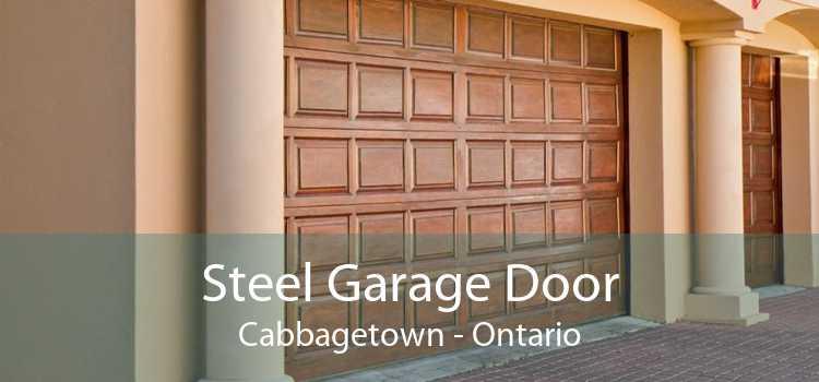 Steel Garage Door Cabbagetown - Ontario