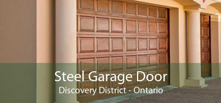 Steel Garage Door Discovery District - Ontario