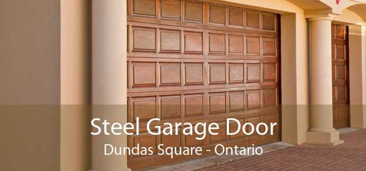 Steel Garage Door Dundas Square - Ontario