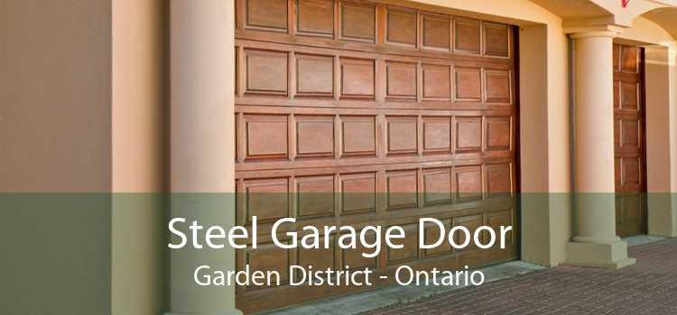 Steel Garage Door Garden District - Ontario