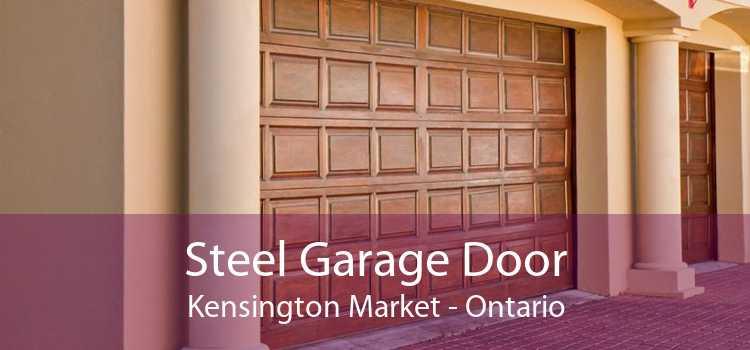 Steel Garage Door Kensington Market - Ontario