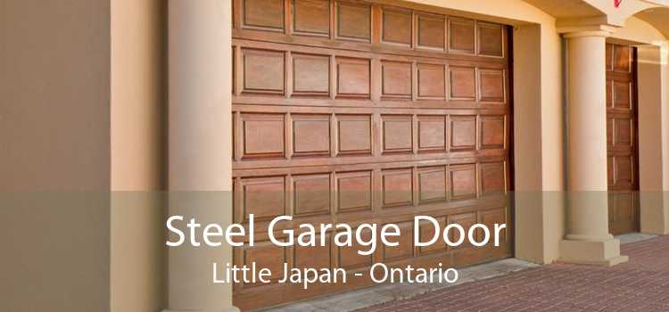 Steel Garage Door Little Japan - Ontario