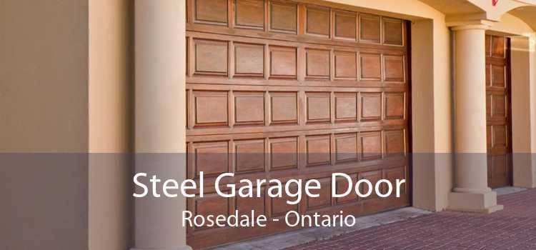 Steel Garage Door Rosedale - Ontario