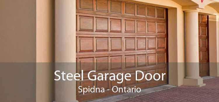 Steel Garage Door Spidna - Ontario