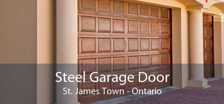 Steel Garage Door St. James Town - Ontario
