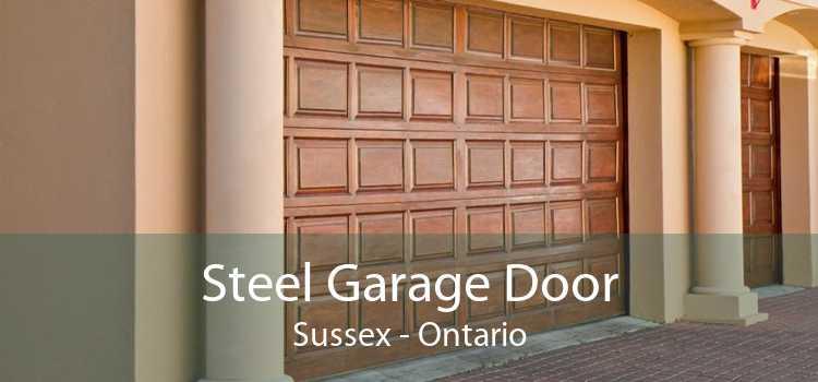 Steel Garage Door Sussex - Ontario